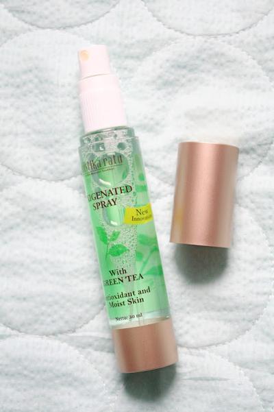 Mustika Ratu Oxigenated Spray