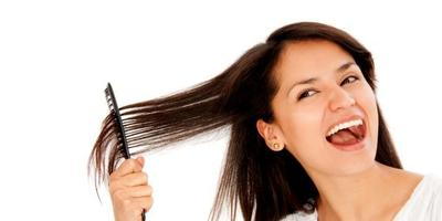 Jangan Menyisir Rambut