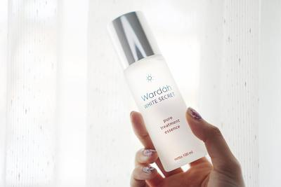Wardah White Secret Pure Treatment Essence, Beneran Dupe-nya SK-II?