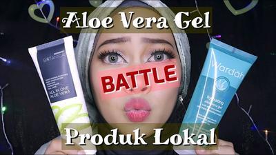 #Battle Mana Nih yang Lebih Oke? Wardah Aloe Vera Gel atau Mineral Botanica Aloe Vera Gel?