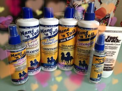 Masih ada yang pakai Mane 'n Tail Shampoo?