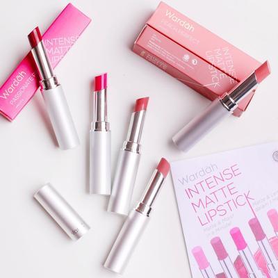 Jangan Sampai Salah Pilih Shade, Ini 5 Warna Lipstik Wardah untuk Tampilan Natural