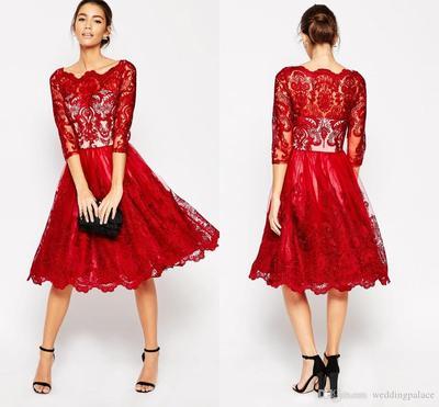 Kreatif, Ini Cara Smart Memilih Dress Merah yang Hits dan Enggak Berlebihan untuk ke Pesta!