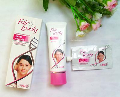Super terjangkau! Fair & Lovely Cream bagus dan selovely itu kah?
