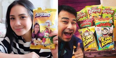 Menurut Kamu, Snack Selebriti Indonesia Mana Sih yang Rasanya Paling Enak?