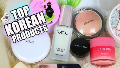 Beautynesian, Share Dong Apa Produk Kecantikan Korea Favorit Kalian?