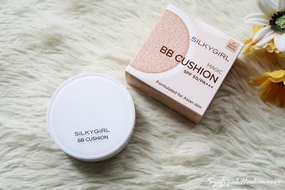 Ini Dia Review SilkyGirl Magic BB Cushion! Penasaran?