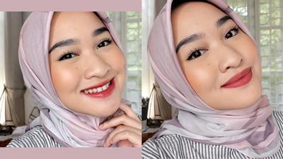 Hijabers Punya Wajah Bulat? Ini Dia Style Hijab yang Pas Untuk Kamu, Dijamin Keliatan Tirus!