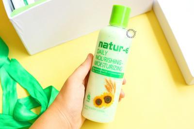 Ladies.. Pernah Coba Natur-E Daily Body Lotion?? Bagus ga??