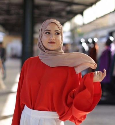 Wah! Atasan Hijab Berikut Ini Ternyata Cocok Banget Untuk Kamu yang Bertubuh Gemuk!