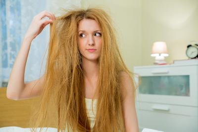 Ladies.. Gimana sih cara mengatasi rambut megar kayak singa??