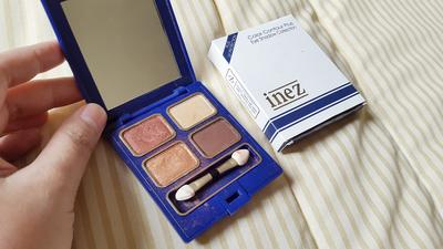 Pigmentasinya Nendang Banget! Apa Nih Warna Eyeshadow Inez Favoritmu??