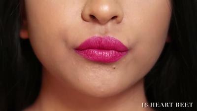 Lip Cream Wardah No. 16 Heart Beat