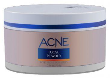 La Tulipe Acne Loose Powder