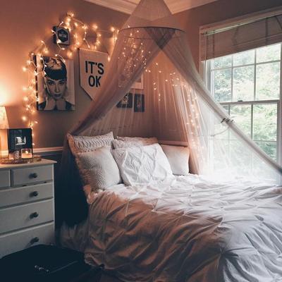 Mau Bikin Kamar Keren ala Tumblr? Catat Baik-Baik Tempat Beli Pernak-Perniknya!