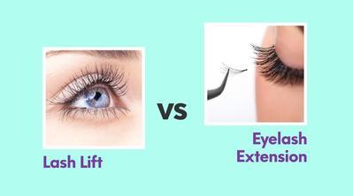 Eyelash Extension atau Lash Lifting ? Lebih Bagus Mana Ya ?