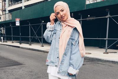 Wah Ini Dia Tips Memadukan Jaket Jeans Anti Boring Untuk Para