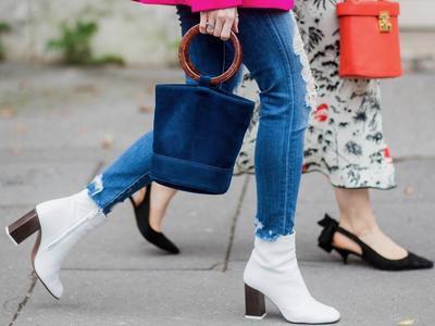 Nggak Harus Matching, Ini Tips Padu Padan Sepatu dan Tas untuk Gaya Chic