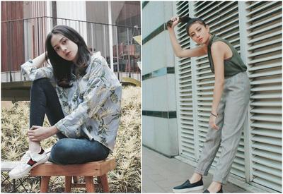 Fashion War! Awkarin VS Anya Geraldine, Pilih Siapa?