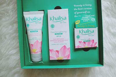 Ada yang Pernah Coba Produk Khalisa? Bagus Gak Ladies??
