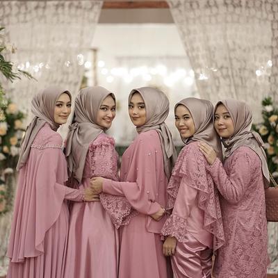 Inilah Style Hijab yang Lagi Populer dan Banyak Dipakai Para Hijabers Saat Kondangan!