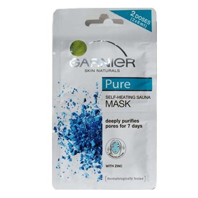 Garnier Oil Clear Self Heating Sauna Mask