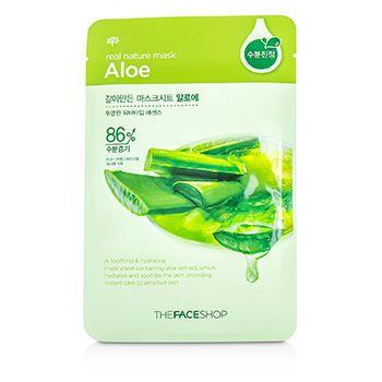 The Face Shop Real Nature Mask Aloe