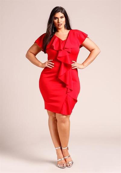 Tips Mix And Match Untuk Fashion Wanita Bertubuh Gemuk Warna Warna