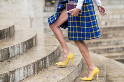 Ladies, Begini Cara Pakai High Heels Seharian Tanpa Rasa Pegal-Pegal!