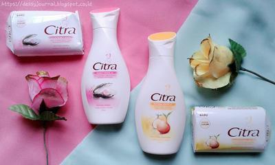 Ada yang masih pakai Citra Hand & Body Lotion? Yang mana varian kesukaanmu?