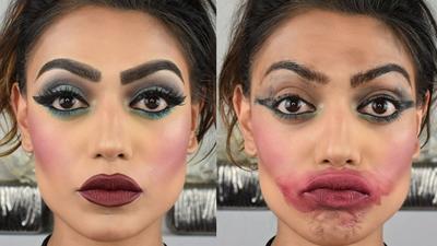 Beberapa Kesalahan Cara Make Up yang Sering Terjadi Pada Wanita, Jangan Melakukannya Ya!
