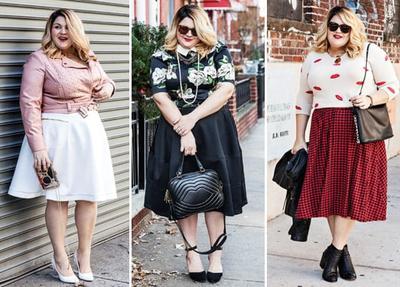 Agar Tampak Langsing, Bahan-Bahan Pakaian Berikut Bisa Jadi Pilihan Si Tubuh Plus Size!