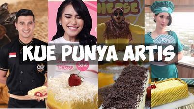 Sharing Yuk, Apa Kue Artis Favorit Kamu???