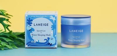 #FORUM Jadi Favorit! Laneige Water Sleeping Mask Memangnya Sebagus Itu Yaa??