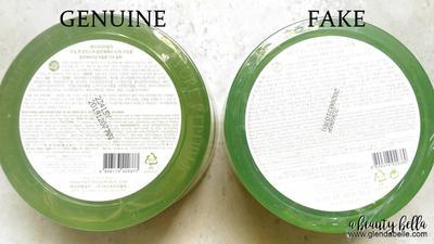 Hati-Hati! Ini Tips Membedakan Nature Republic Aloe Vera Gel yang Asli dan Palsu