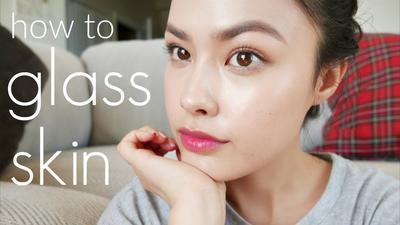 """#FORUM Makin Viral dan Menjadi Tren! Gimana Cara Mendapatkan Wajah dengan """"Glass Skin"""" yang Sempurna Yaa??"""