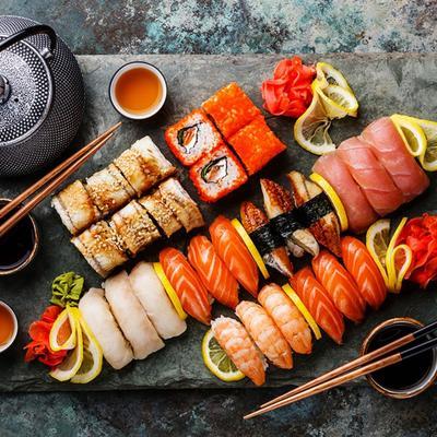 #FORUM Makan Sushi Mentah Itu Berbahaya Gak Sih??