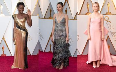Psst... Penampilan Para Seleb di Oscar 2018 Ini Sukses Curi Perhatian!