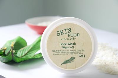 [FORUM] Udah pernah coba rice mask-nya skinfood?