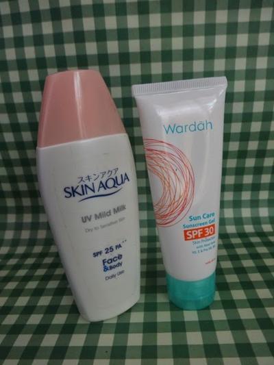 #FORUM Alasan kenapa pilih sunscreen Wardah?