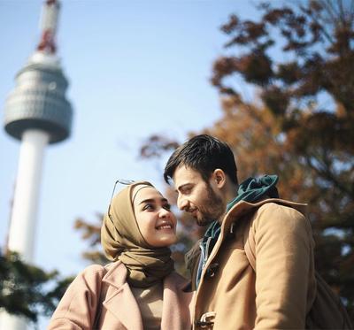 Duh, Pose Foto Pasangan Selebgram Hamidah Rachmayanti dan Farhad Dijamin Bikin Baper Parah!