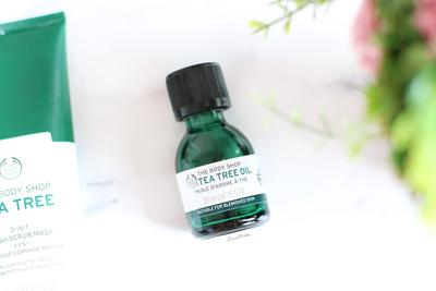 #FORUM Tea Tree Oil nya The Body Shop Cepet Gak Usir Jerawat???
