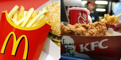 #FORUM Ladies, Kalian Tim KFC or McDonald's Nih?? Hehhe..
