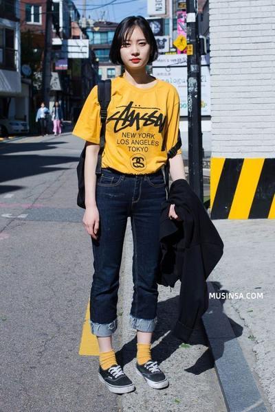 Hanya dengan Menggunakan Kaus Dapat Tampil Modis! Ini Dia Beberapa Inspirasinya