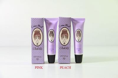 #FORUM Pink atau Peach, apa warna Emina Cheeklit Cream Blush Favoritmu??
