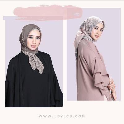 Gaya Hijab Simpel Untuk Segala Occasion Ala Laudya Cynthia Bella Ini Wajib Kamu Coba!