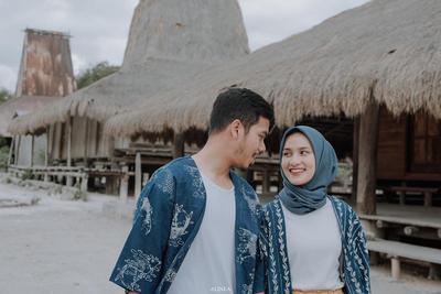 Perbandingan Konsep Prewedding Pernikahan Ala Dua Sahabat Selebgram Hijabers yang Inspiratif!