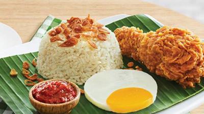#FORUM WOW! McDonald's Sekarang Punya Paket Nasi Uduk !! Udah Cobain??