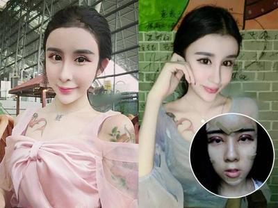 #FORUM Remaja Asal China Ini Rela Operasi Plastik Ekstrim Supaya Terlihat Seperti Boneka Hidup. Cantik Gak Menurut Kalian??