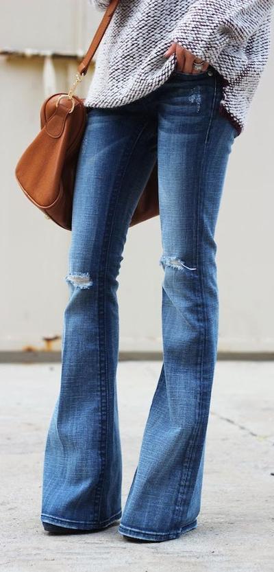 Ladies, Ini Dia Cara Memilih Model Celana Jeans Sesuai Bentuk Tubuh yang Wajib Kamu Tahu!